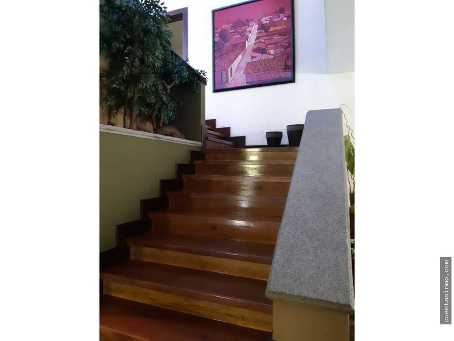 casa en venta club san isidro zona 16 d
