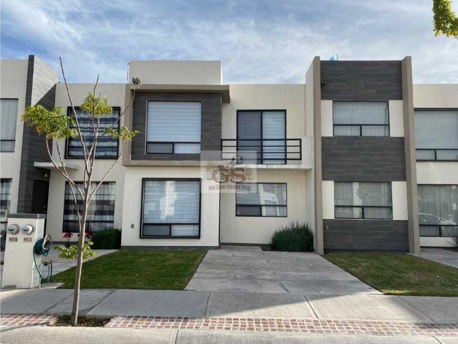 casa en venta ancona residencial celaya gto