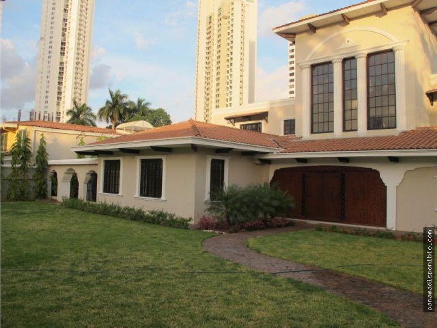 casa en venta altos del golf rah pa 20 8021