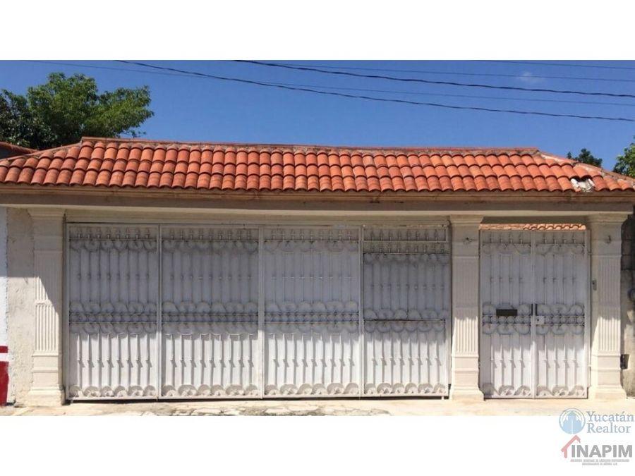 casa en venta al norte de merida