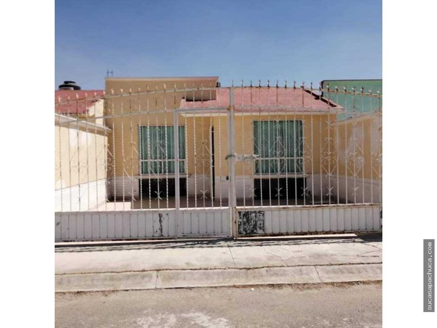 casa en venta al sur de pachuca