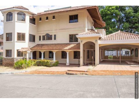 casa en venta albrookpanama rah pa 20 10440