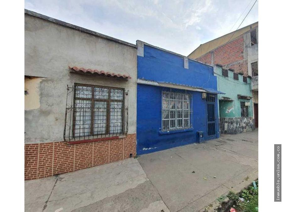 casa en venta barrio belalcazar