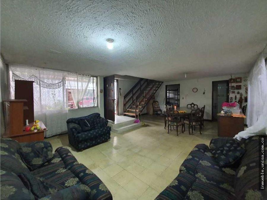 casa en venta barrio tequendama sector residencial