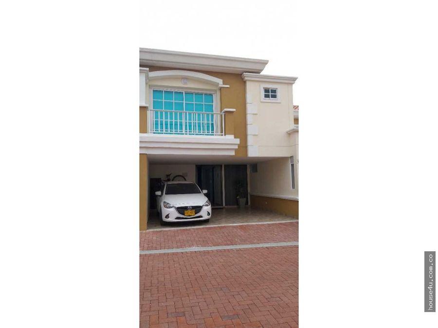 casa en venta buena vista barranquilla