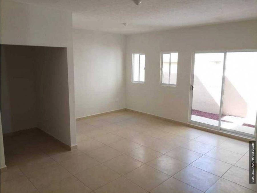 casa en venta grenache en vinedos residencial pachuca