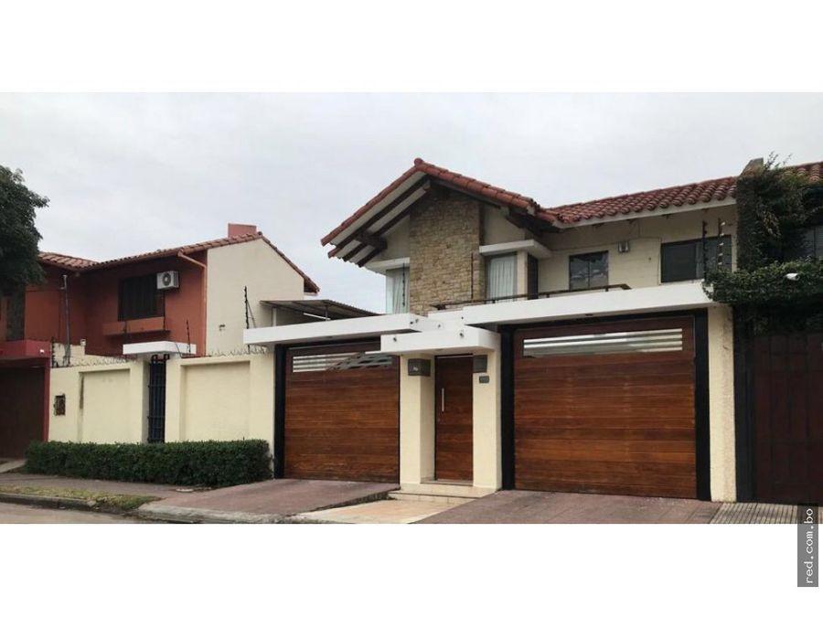 casa en venta de dos plantas alemana