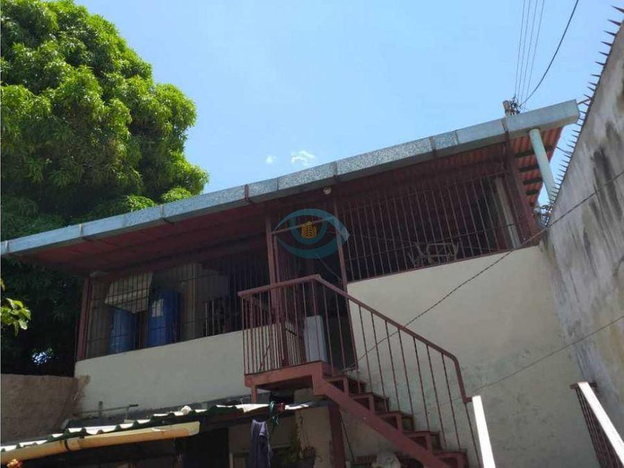 casa en venta en 23 de enero norte av bolivar maracay