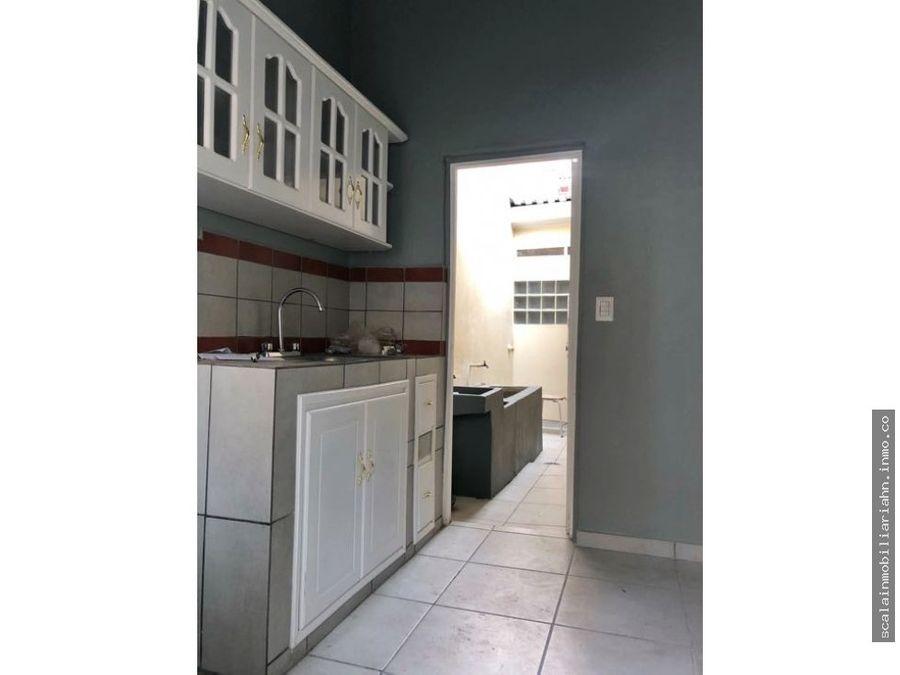 casa en venta en col el hogar tegucigalpa