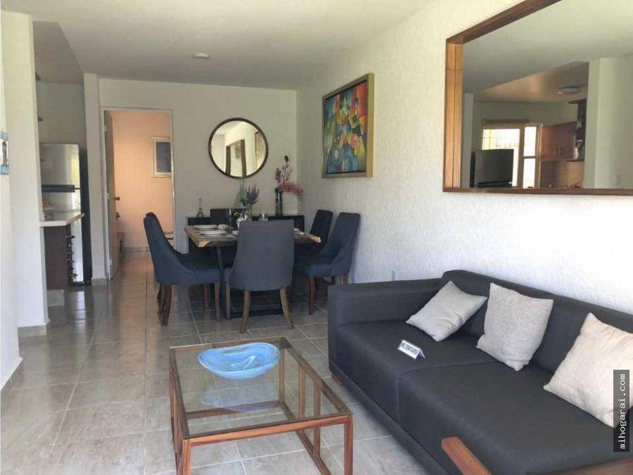 casa en venta en condominio cn alberca