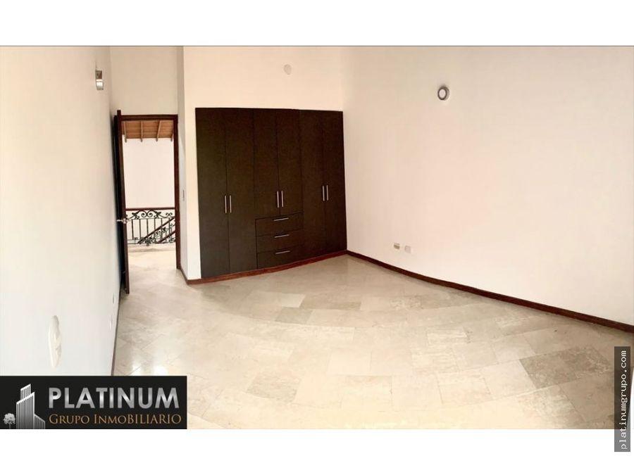 casa en venta en condominio en santa monica chipichape cali fd