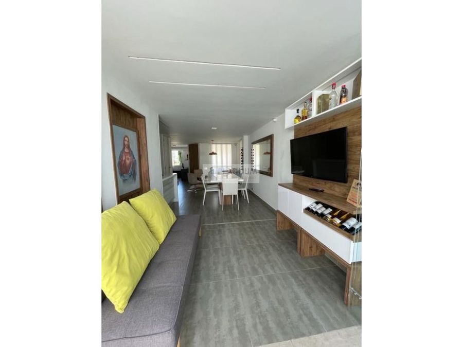casa en venta en condominio en ciudad country jamundi