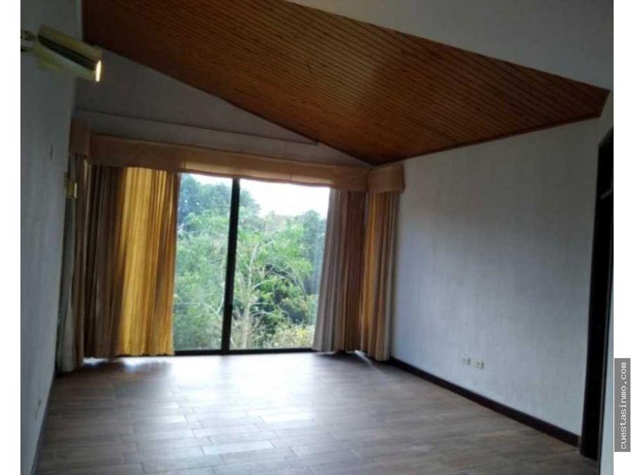 casa en venta en condominio exclusivo zona 11 1