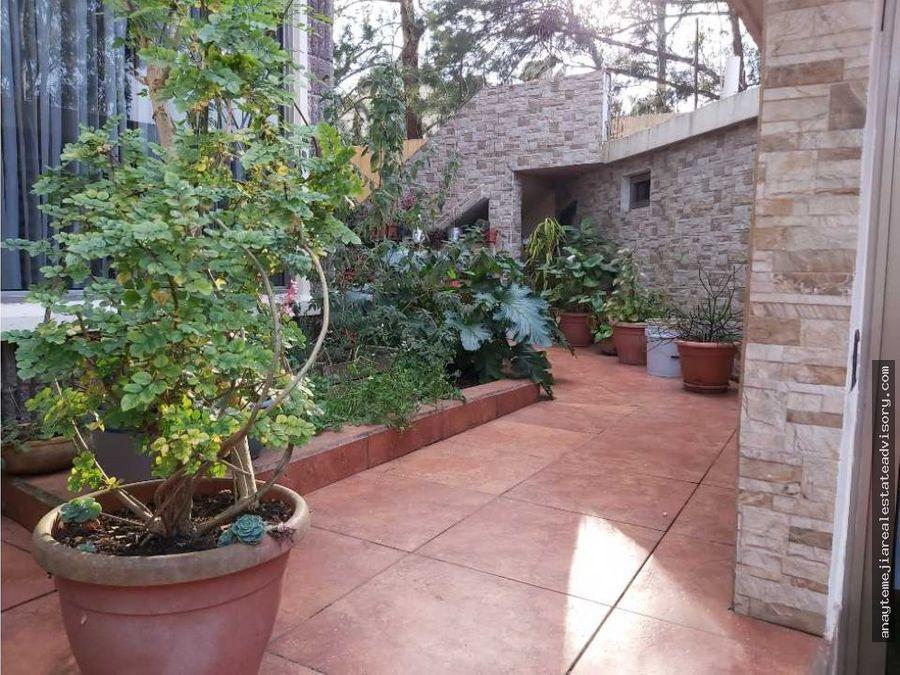 casa en venta en cascadas de vista hermosa iv zona 16