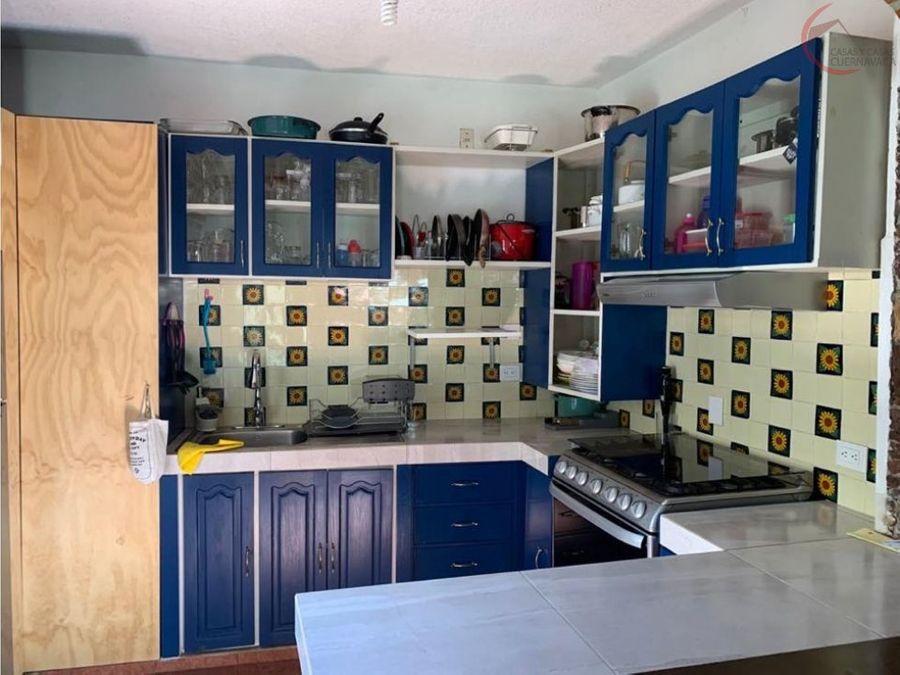 casa en venta en cuernavaca tecomulco