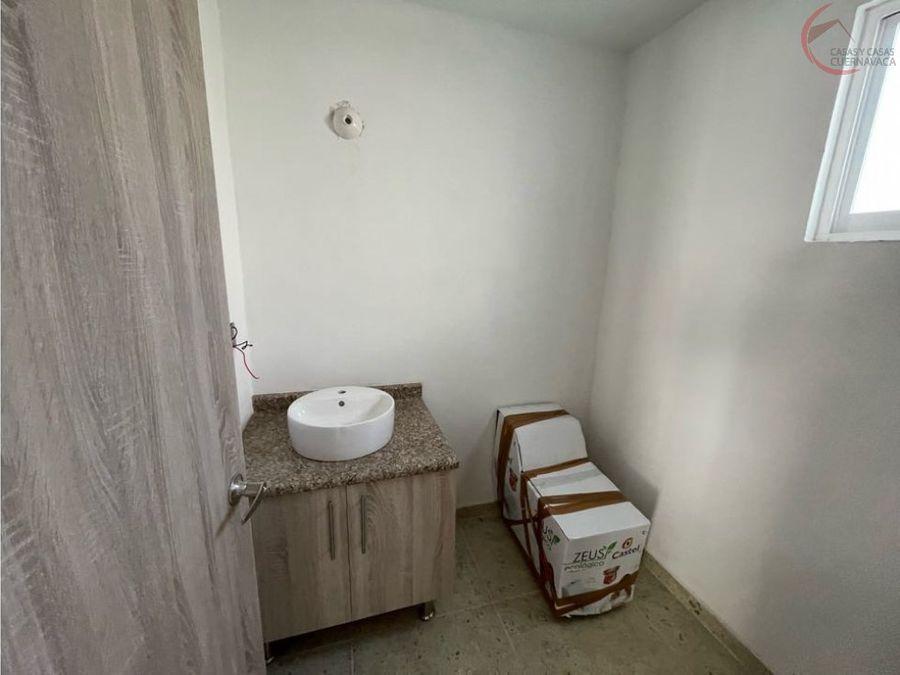 casa en venta en cuernavaca ahuatepec con seguridad