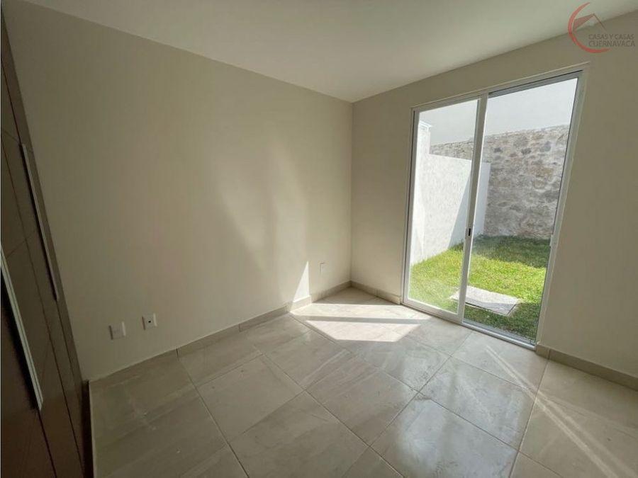 casa en venta en cuernavaca centro con seguridad y alberca