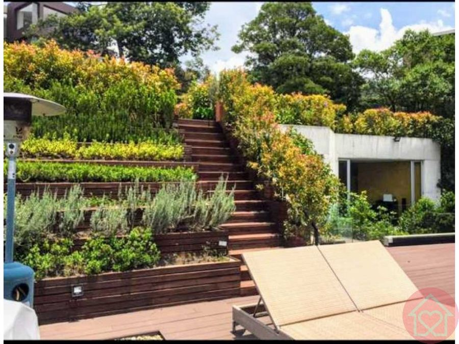casa venta terraza aposentos sopo