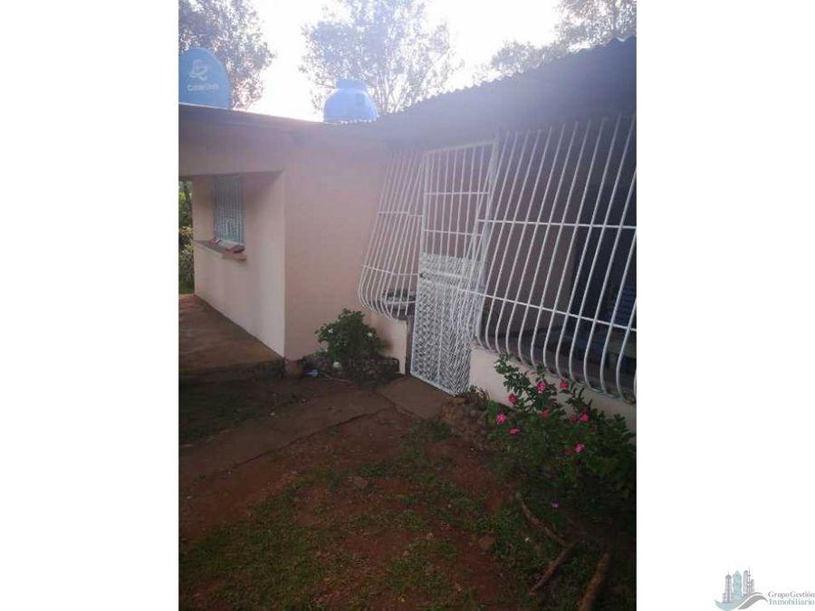 en venta casa en aserrio 4630m2