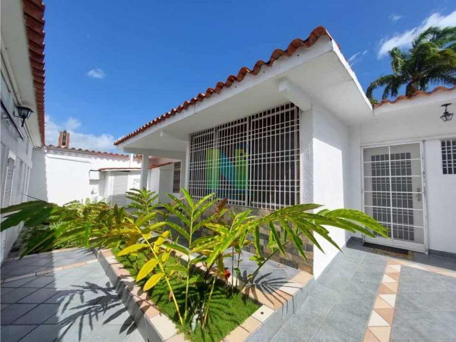 casa en venta en barici barquisimeto