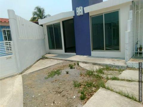 casa en venta en geo del puerto veracruz