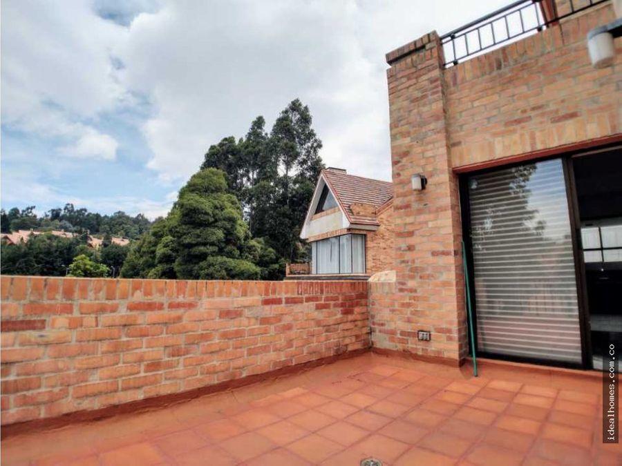 casa venta gratamira terraza bogota t