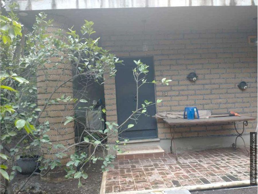casa en venta en el pueblo de cocoyoc