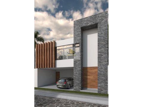 casa en venta en el refugio en zerezotla
