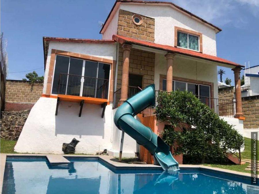 casa en venta en fraccionamiento real de oaxtepec
