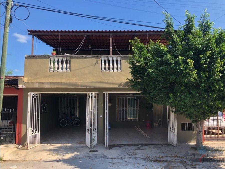 casa en venta en francisco de montejo