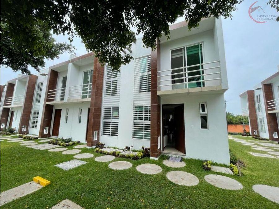 casa en venta en jiutepec