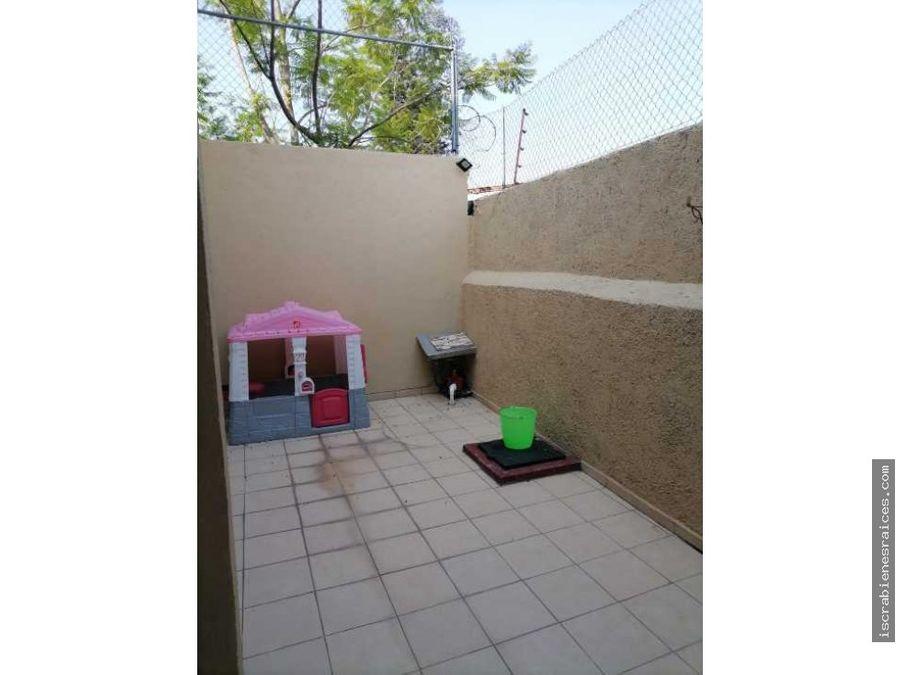 casa en venta en oaxtepec dentro de fraccionamiento
