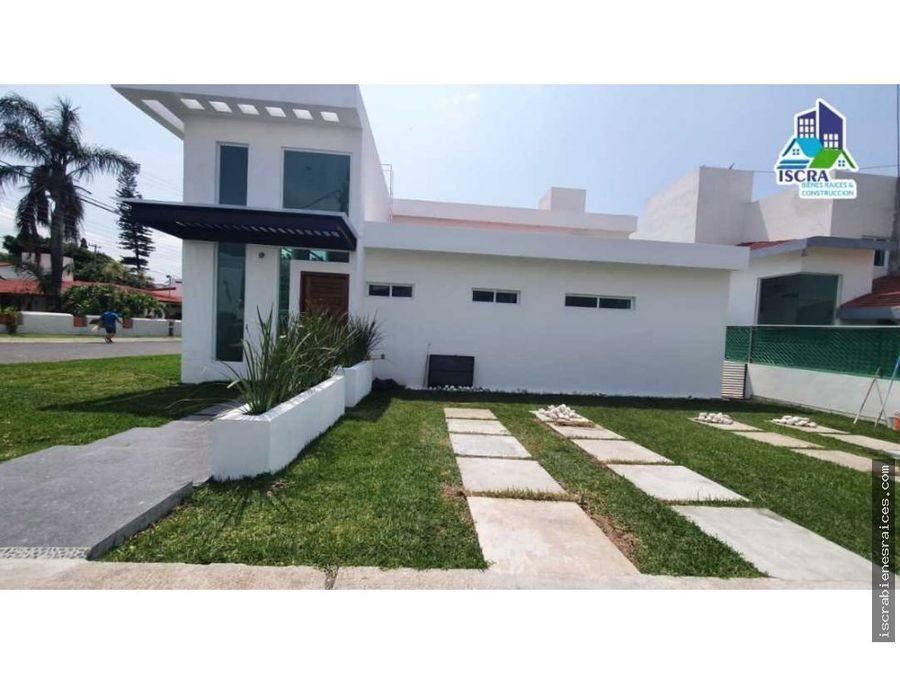 casa en venta en lomas de cocoyoc nueva