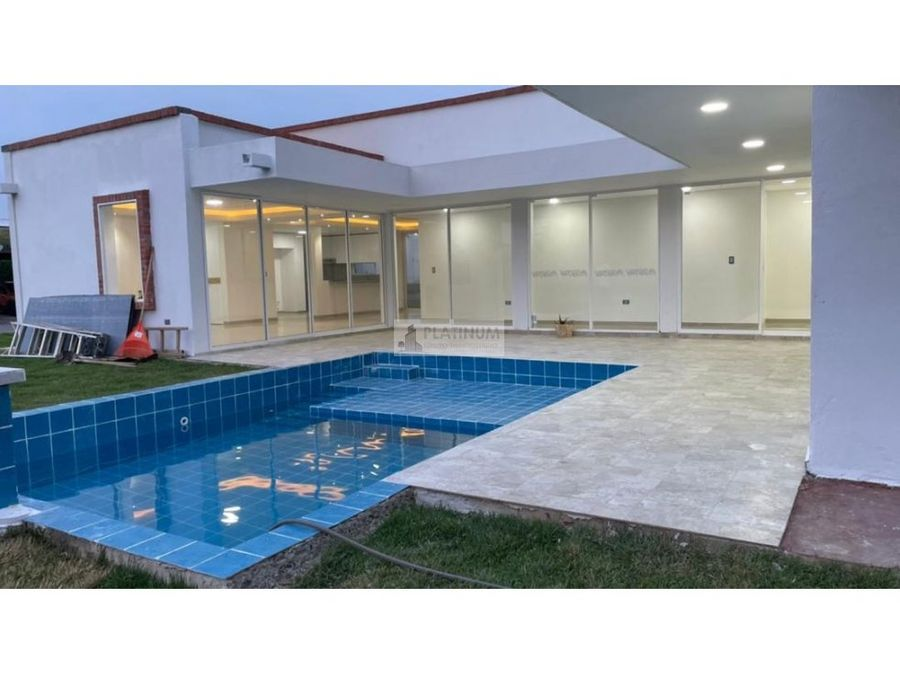 casa en venta en la morada jamundi fd
