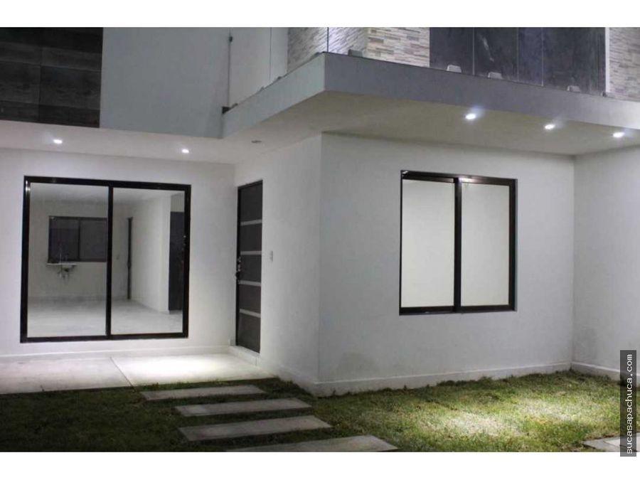 casa en venta en matilde pachuca