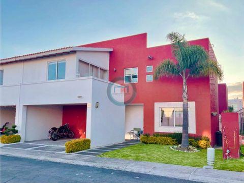 casa en venta en metepec terralta residencial av edo mexico alberca