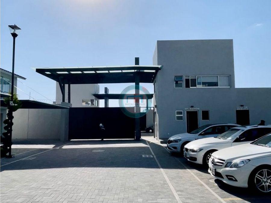 casa en venta en san mateo atenco en residencial florencia roof garden
