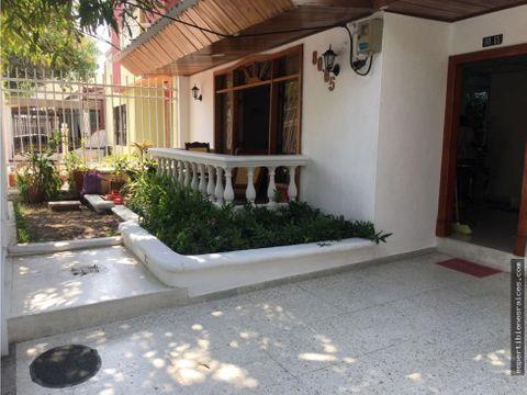 casa en venta en paraiso barranquilla