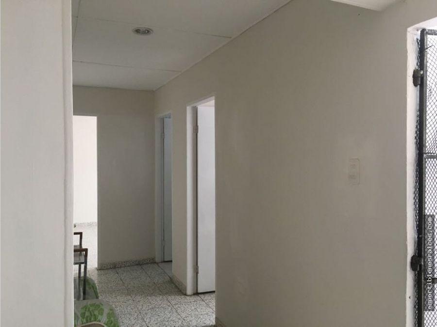 casa en venta en paraiso 1er piso barranquilla