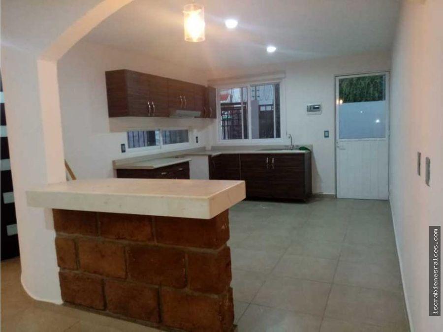 casa en venta en pedregal de oaxtepec