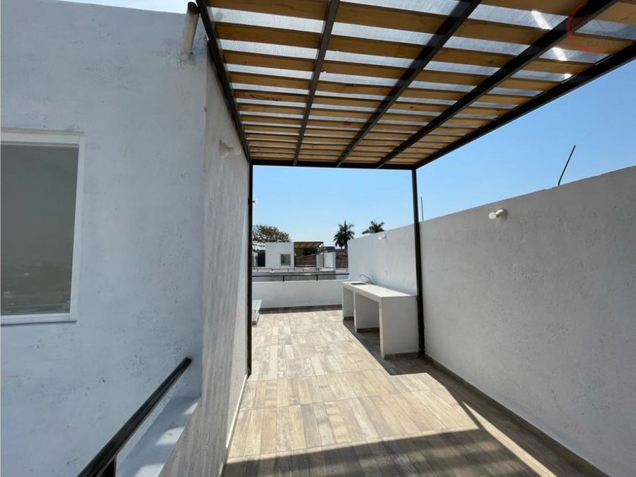 casa en venta en temixco colonia 3 de mayo solo 9 casas