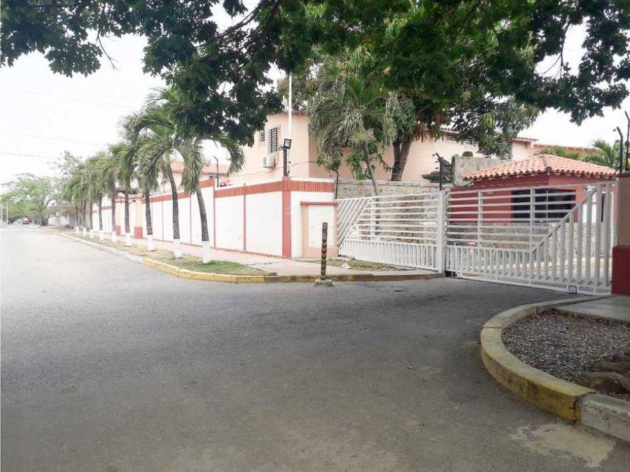 casa en venta en urbanizacion cana dulce cabudare