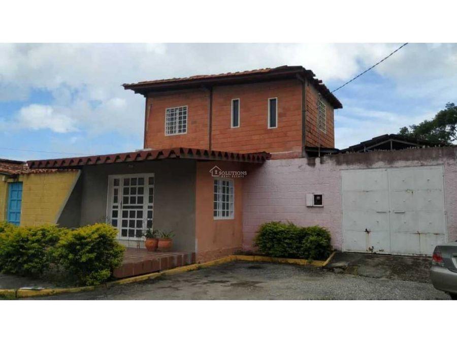 casa en venta en valle hondo cabudare katiuska sanchez