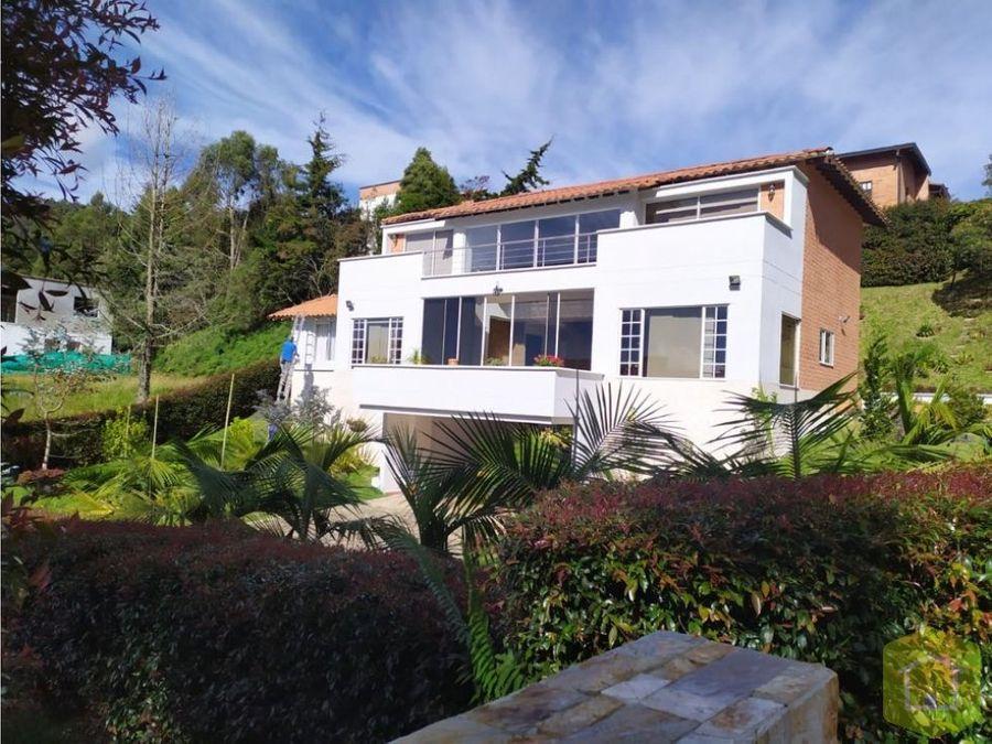 casa en venta el retiro