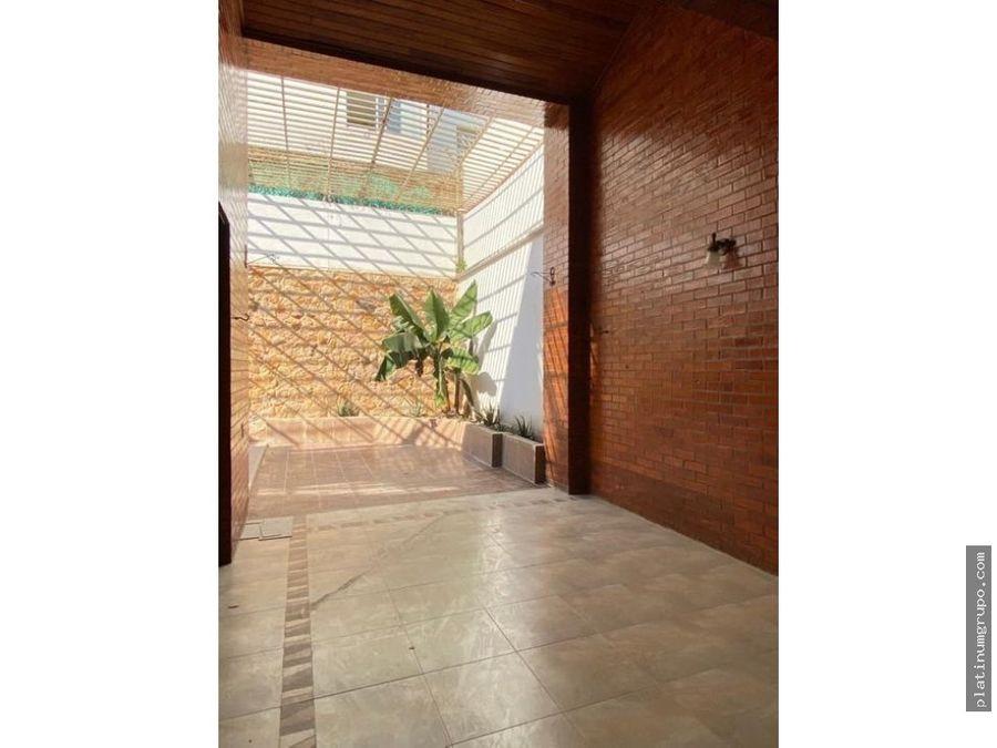 casa independiente en venta en ciudad jardin cali fd