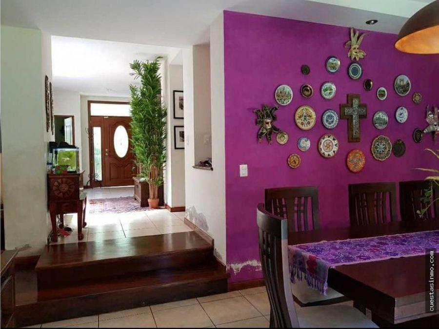 casa en venta jardines de san isidro zona 16 directo