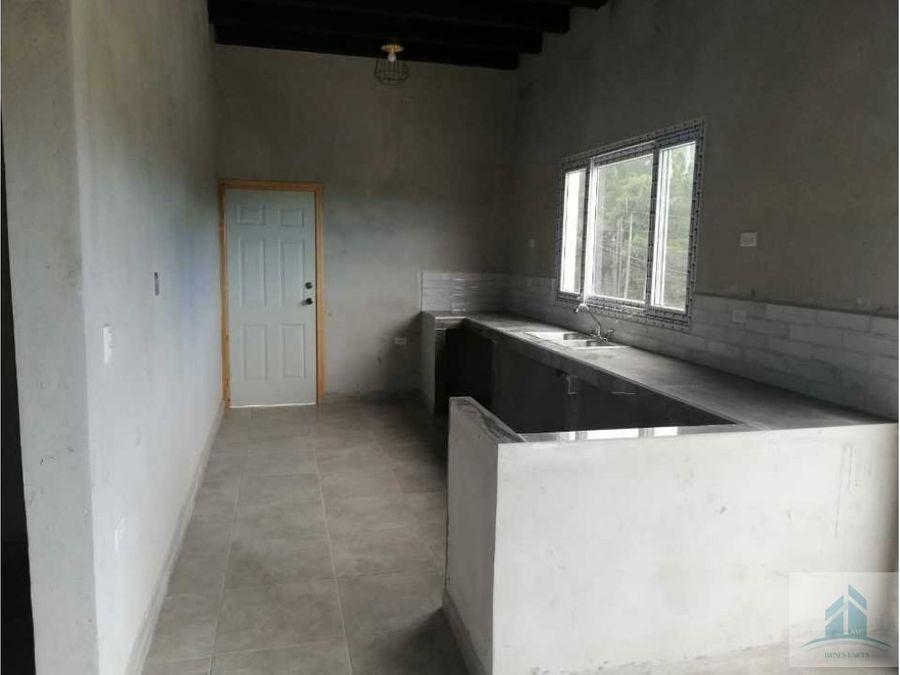 casa en venta kilometro 9 salida a santa lucia