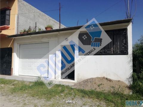 casa en venta jalapa a un costado del complejo deportivo