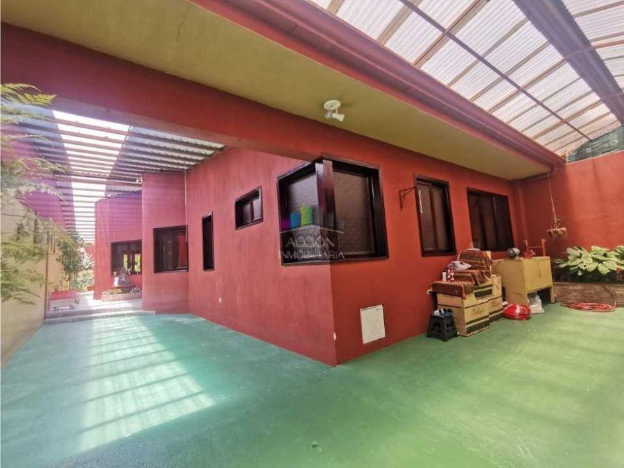 casa montelimar goicochea 314m2