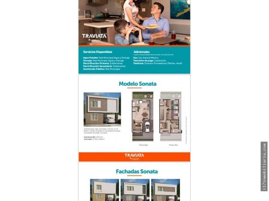 casa en venta samsara sec traviatta